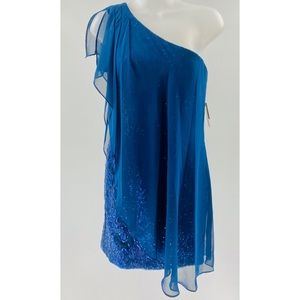 LAST CHANCE AIDAN MATTOX Formal Sequin Dress A01